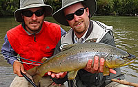 fly fishing adventures in chile